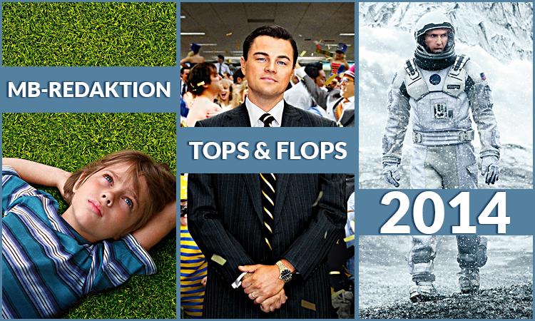 Die Tops und Flops 2014 der Redaktion