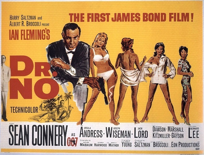 """""""James Bond 007 jagt Dr. No"""" [1962]"""