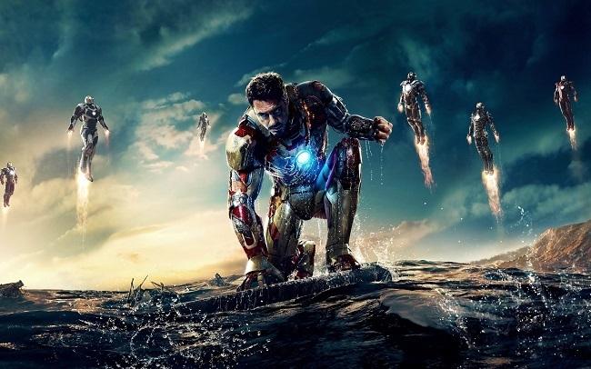 Iron Man Three (2013, Shane Black)