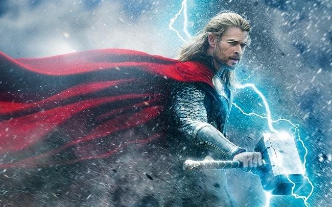 Thor: The Dark Kingdom [The Dark World] (2013, Alan Taylor)