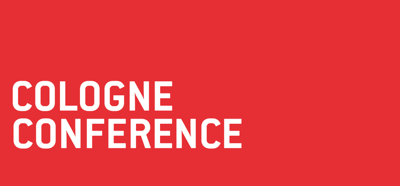 Cologne Conference 2015