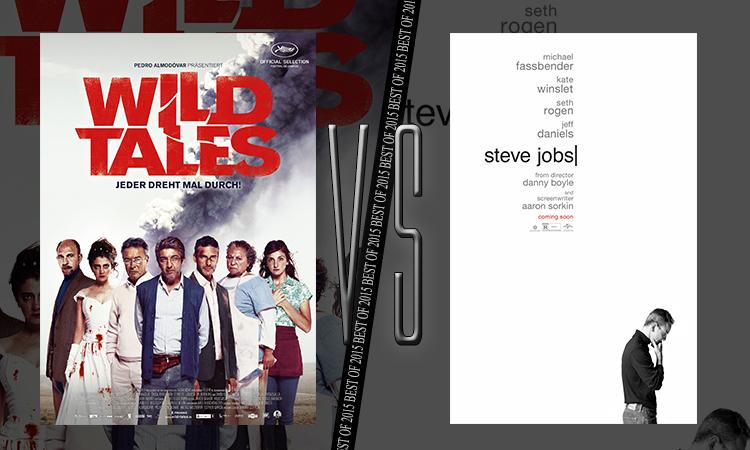 Duell #10: Wild Tales – Jeder dreht mal durch vs. Steve Jobs