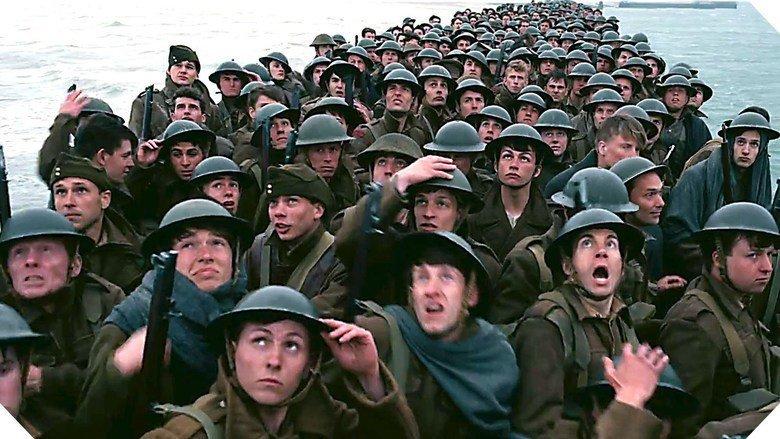 Platz 9: Dunkirk