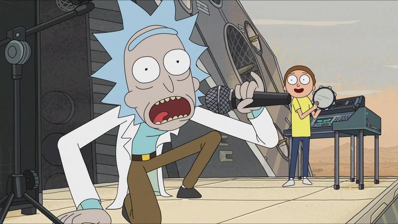 """Rick & Morty"" - Staffel 2 - Kritik"