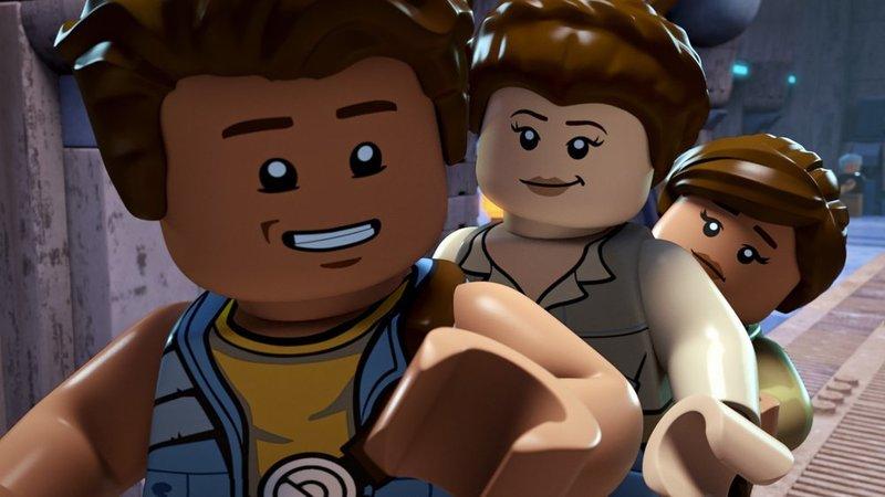 Lego Star Wars: Die Abenteuer der Freemaker - Staffel 1 - Kritik