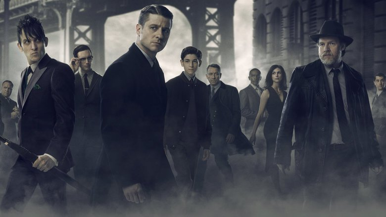 Gotham 2 Staffel
