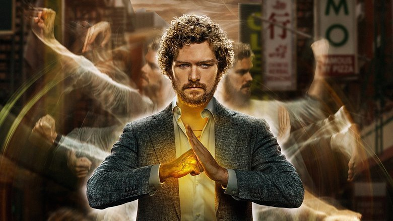 First Look - Iron Fist