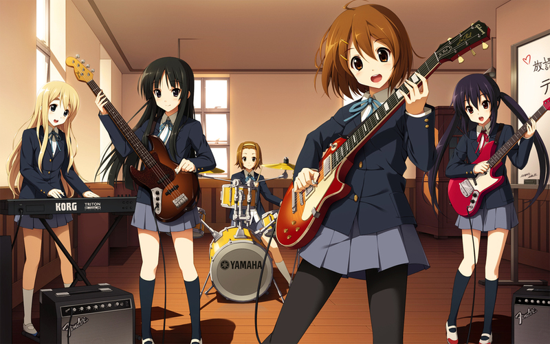 """K-On!"" - Staffel 1 - Kritik"