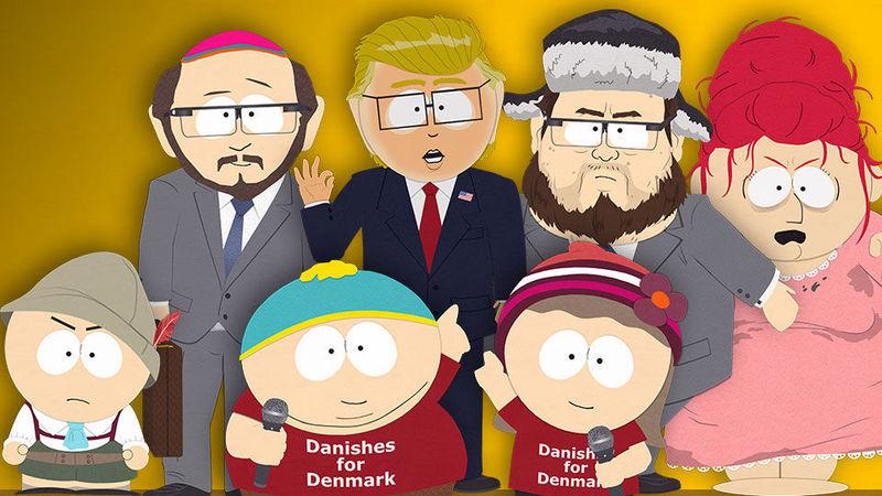 South Park Kritik