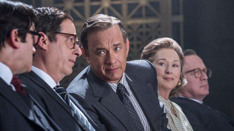 """Spielbergs diesjährige Oscar-Hoffnung: """"Die Verlegerin"""""""
