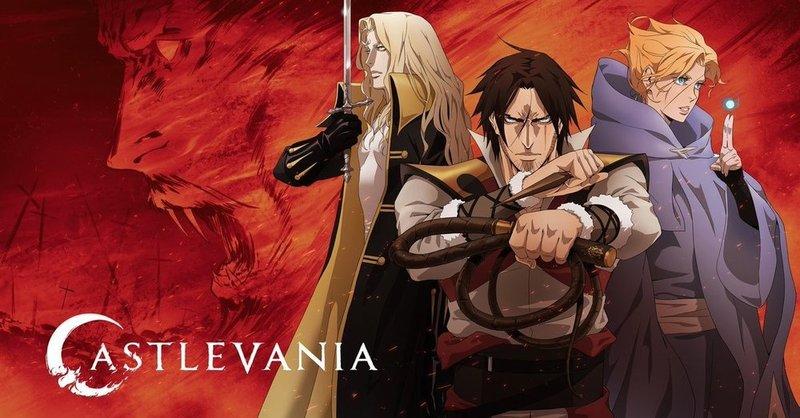 Castlevania Staffel 2