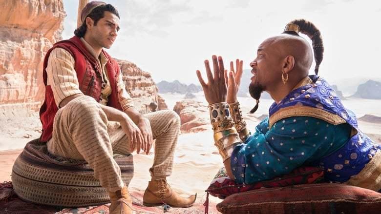 "Das neuste Disney-Remake: ""Aladdin"""