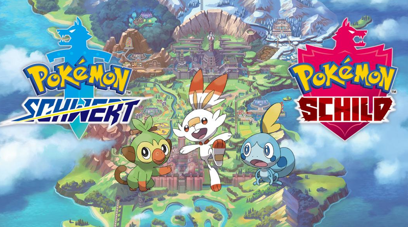 """Videospiel """"Pokémon Schwert & Schild"""" im Test"""