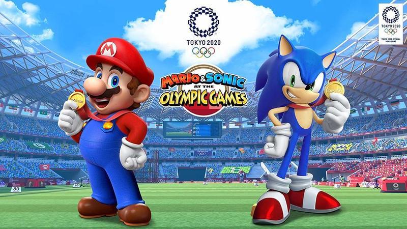 """Videospiel """"Mario & Sonic bei den Olympischen Spielen: Tokyo 2020"""" im Test"""