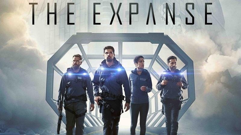 Expanse Staffel 4