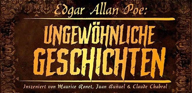 """""""Edgar Allan Poe - Ungewöhnliche Geschichten"""" - Kritik"""