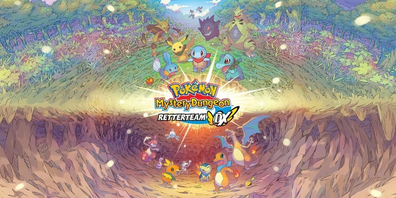 "Videospiel ""Pokemon Mystery Dungeon: Retterteam DX"" im Test"