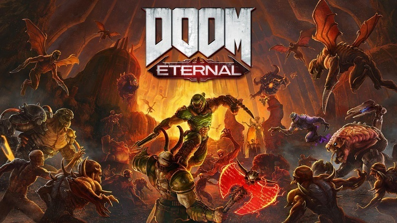 "Videospiel ""Doom Eternal"" im Test"