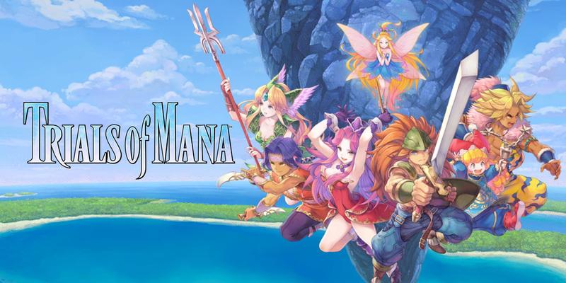"""Videospiel """"Trials of Mana"""" auf der PlayStation 4 im Test"""