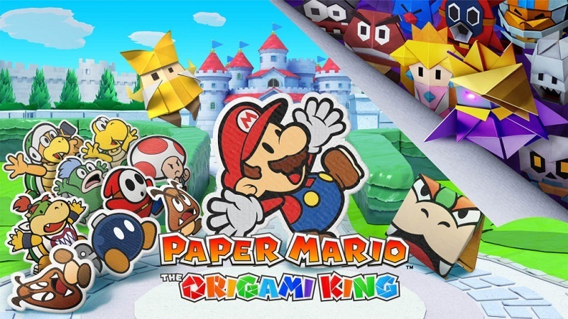 "Videospiel ""Paper Mario: The Origami King"" im Test"