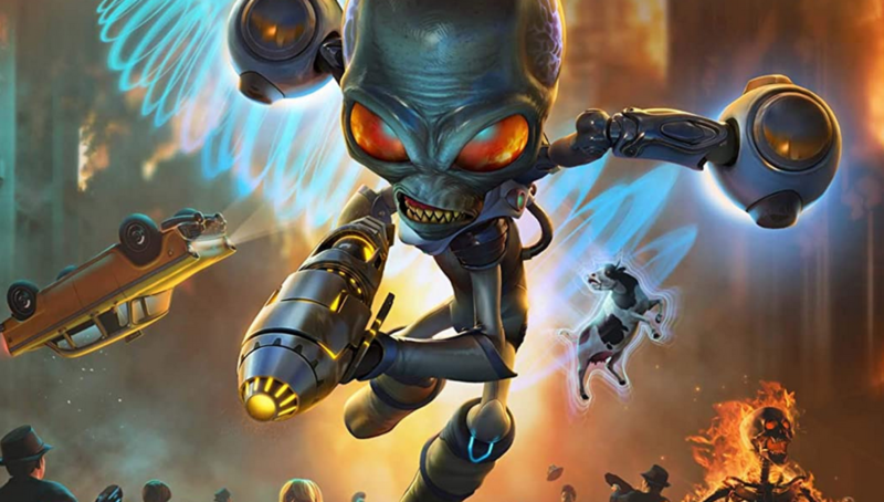 "Videospiel ""Destroy All Humans!"" im Test"