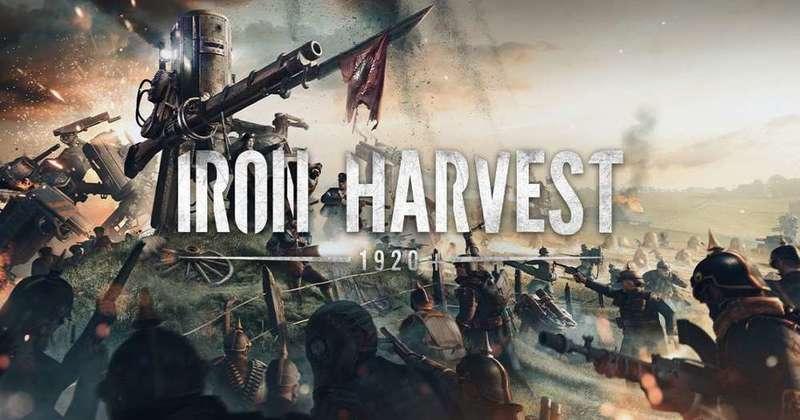 """Videospiel """"Iron Harvest"""" im Test"""