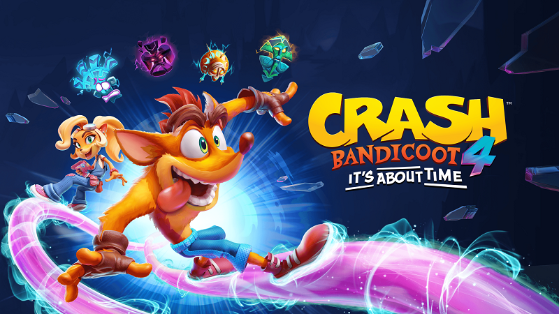 "Videospiel ""Crash Bandicoot 4: It's About Time"" im Test"