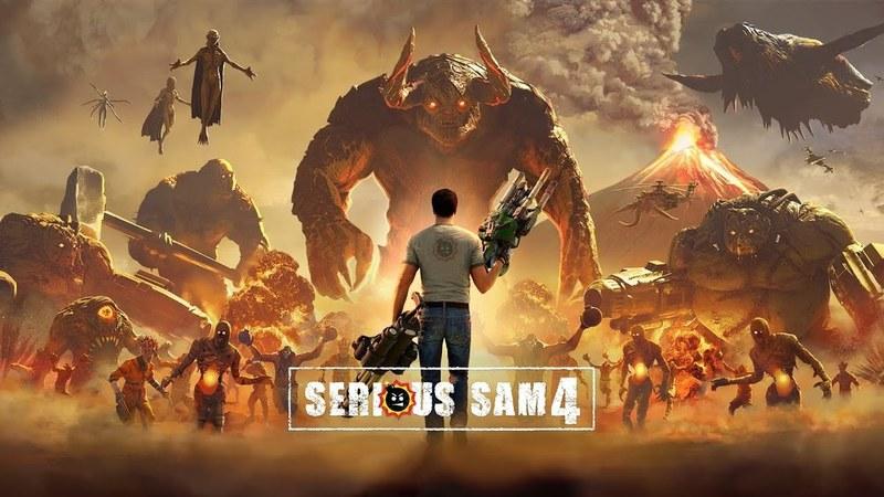 """Videospiel """"Serious Sam 4"""" im Test"""