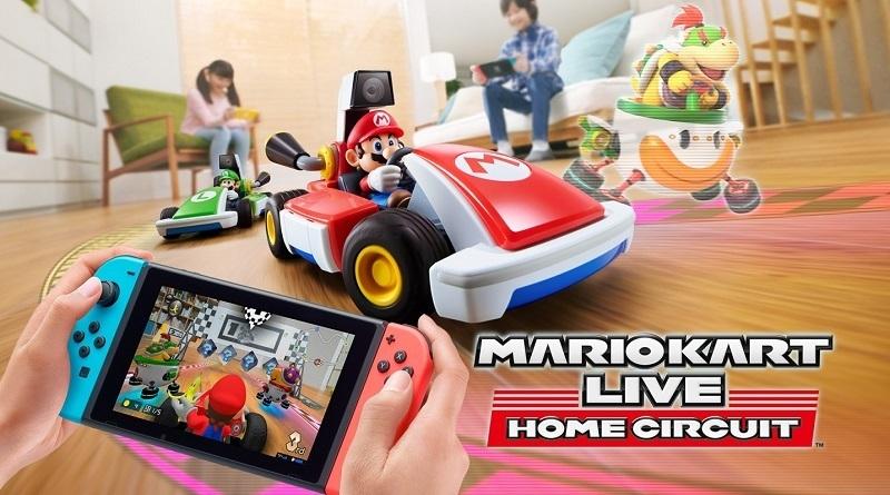 """AR-Videospiel """"Mario Kart Live: Home Circuit"""" im Test"""