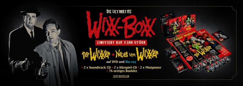 """Ein Muss für Fans von """"Der Wixxer"""" und """"Neues vom Wixxer"""" - Die ultimative WiXX-BoXX"""