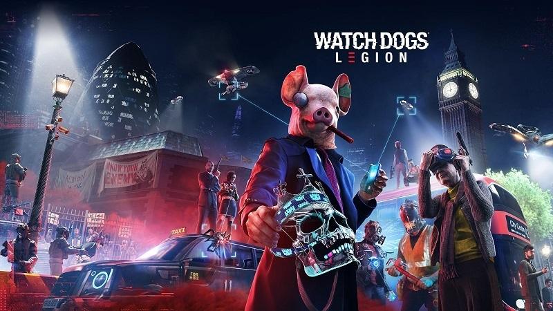 """Videospiel """"Watch Dogs: Legion"""" im Test"""