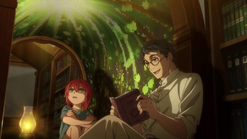 """""""Die Braut des Magiers"""" - OVA - Kritik"""