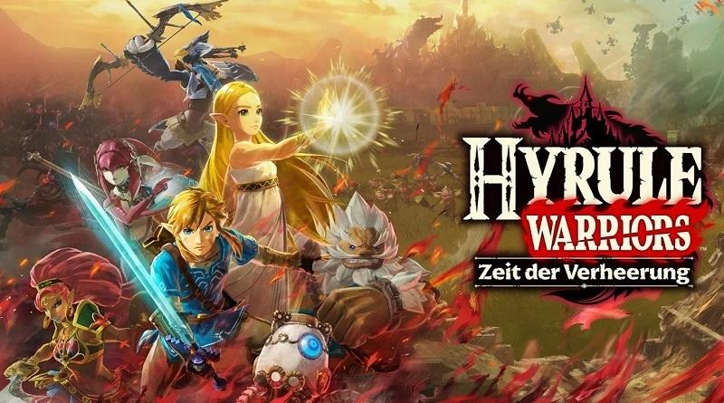 """Videospiel """"Hyrule Warriors: Zeit der Verheerung"""" im Test"""