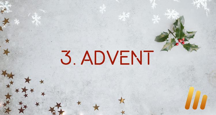 Die Moviebreak-Adventsgewinnspiele - Der 3. Advent - und es geht weiter!
