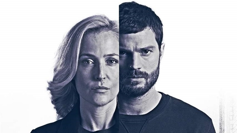 """""""The Fall - Tod in Belfast"""" - Staffel 1-3 Box - Kritik"""