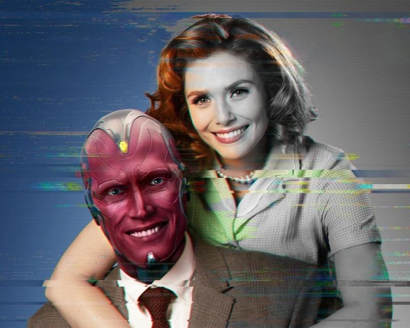 """First Look: Wir haben die ersten drei Folgen """"WandaVision"""" gesehen"""