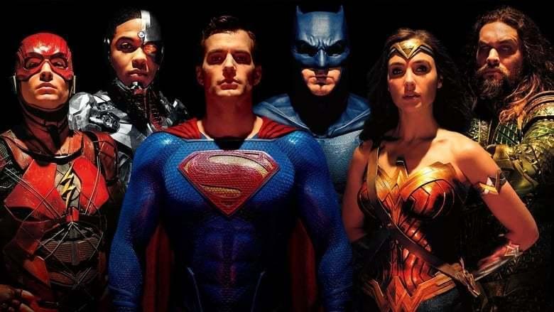 """Drei Männer und ein Film - Der Moviebreak-Thekenpodcast: """"Justice League"""""""