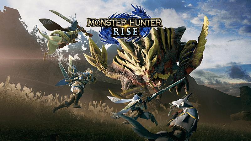 "Videospiel ""Monster Hunter Rise"" im Test"