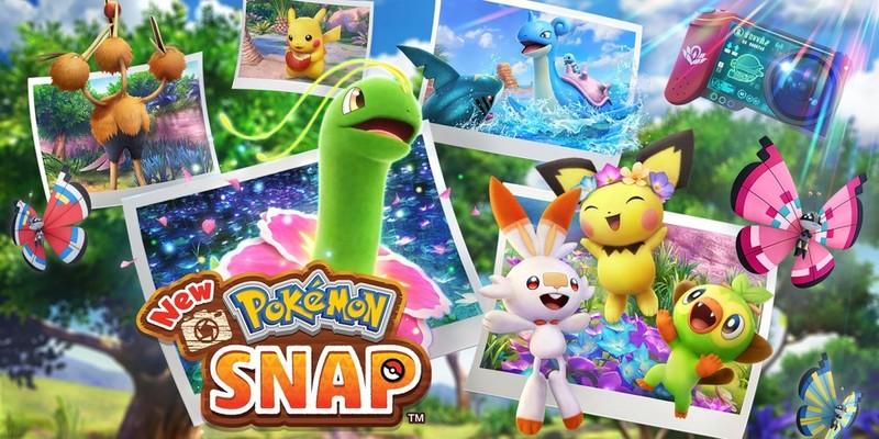 "Videospiel ""New Pokémon Snap "" im Test"