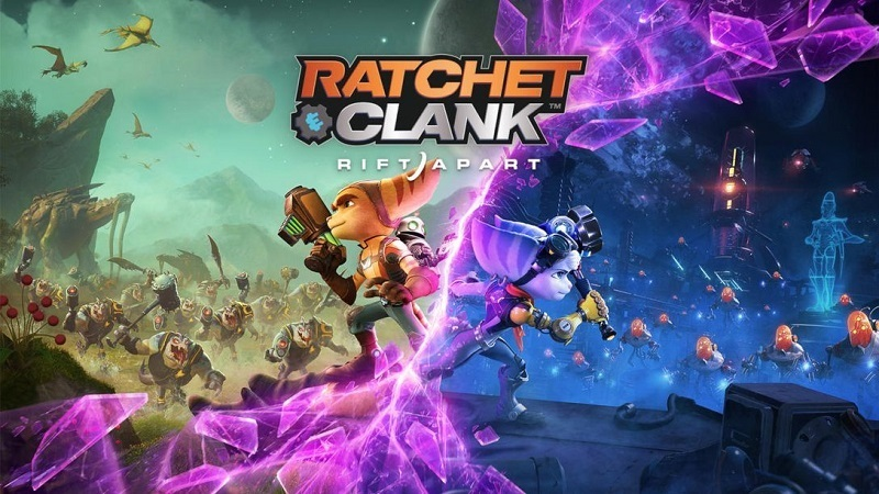 """Videospiel """"Ratchet & Clank: Rift Apart"""" im Test"""