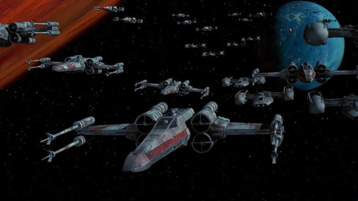 Kinofilm Star Wars