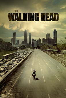 Big the walking dead poster 01