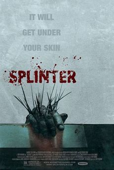 Big splinter poster