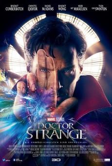 Big doctor strange poster 01