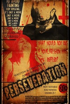 Big perseveration poster