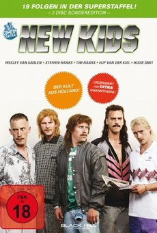 Big new kids poster