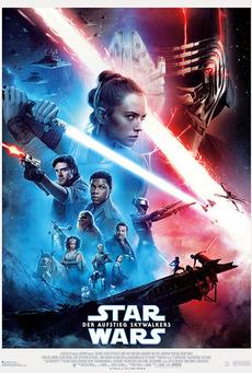 Big star wars 9 der aufstieg skywalkers poster 2019