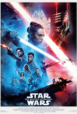 Small star wars 9 der aufstieg skywalkers poster 2019