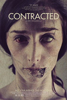 Big contracted poster