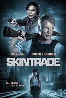 Big skin trade poster